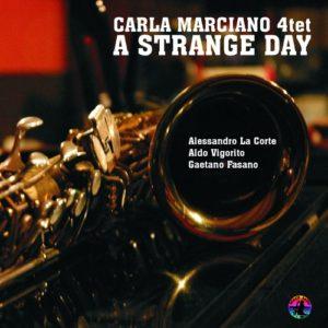 Copertina CD A strange day