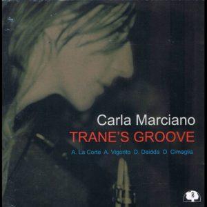 Copertina CD TRANE'S GROOVE